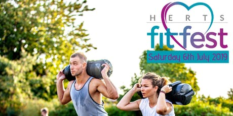 Herts Fit Fest 2019 - Saturday 6th July  tickets