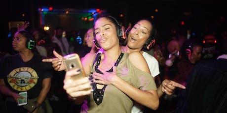 "MILLENNIUM AGE HOST: SILENT PARTY CHARLOTTE "" HIP- HOP VS AFRO-BEATS"" tickets"