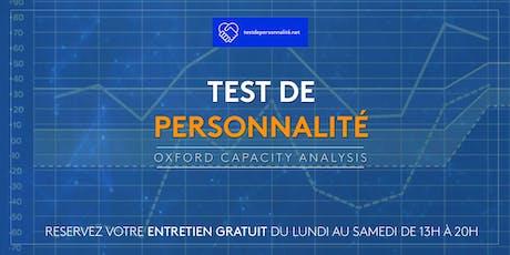Test de personnalité : Êtes-vous curieux à propos de vous-même ? billets