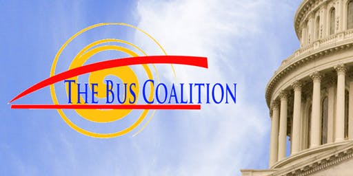 """Bus Coalition Reauthorization Kickoff + """"Not Your Parents' Bus"""""""