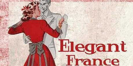 """"""" From Paris To New York"""" French Jazz Classics & Elegant Swing feat. So French Cabaret tickets"""