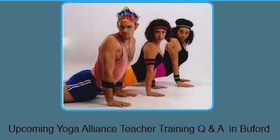 Yoga Alliance Teacher Training Program Q & A