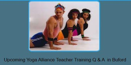 Yoga Alliance Teacher Training Program Q & A tickets