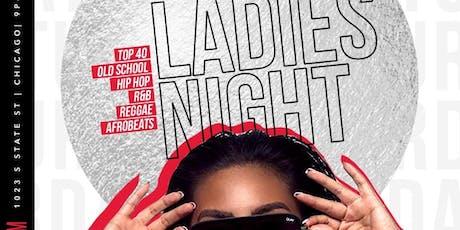 LADIES NIGHT@ TANTRUM. EVERY1 FREE W/RSVP! tickets