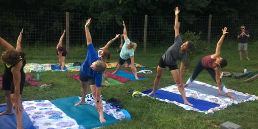 Yoga + Nature Therapy YogAdventure