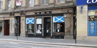 DABGO Glasgow Stambord