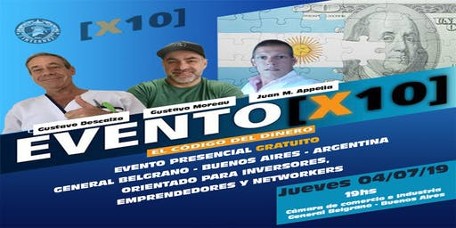 [NUEVA ECONOMIA DIGITAL] Oportunidad De Diversificación y Cambio [X10] Gral.Belgrano - Buenos Aires