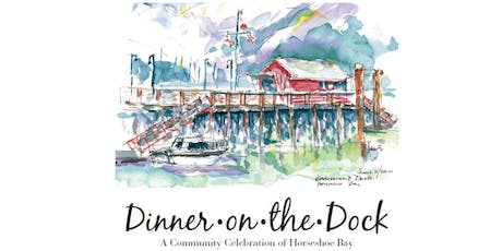 Dinner on the Dock 2019 tickets