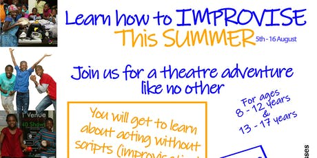 Creative Drama Summer Camp for Kids tickets