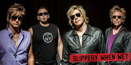 Slippery When Wet - The Ultimate Bon Jovi Tribute Band tickets