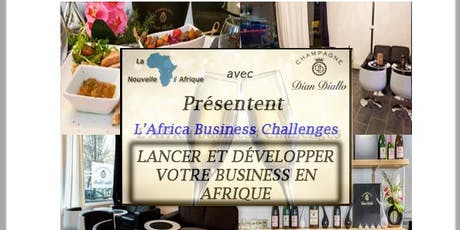 AFRICA BUSINESS CHALLENGES billets