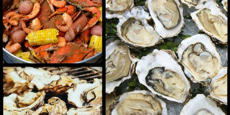 3rd Annual Oyster Roast, Crab Boil, and Fish Fry tickets
