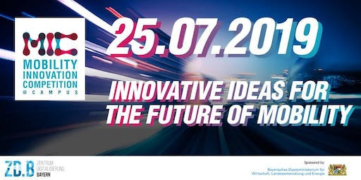 Abschlussveranstaltung - Mobility Innovation Competition@Campus 2019