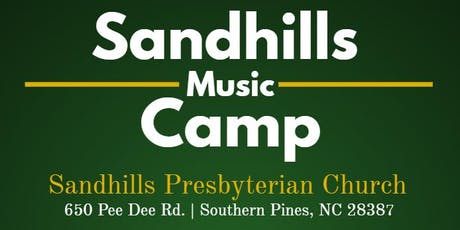 Sandhills Music Camp tickets