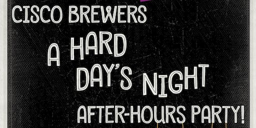 A Hard Day's Night - Cisco After Dark Party