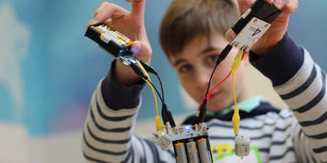 Robotics & Coding Day Camp: Mission to Mars! tickets