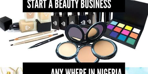 Start a Beauty Business Anywhere in Nigeria With Just N4,000 or N6,500!