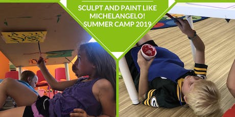 EPIC KID CAMP ~ ART - BIOLOGY ~ MAGIC ~ CODING ~ and much more fun! tickets