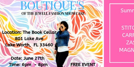 Boutique's of the Downtown Jewell tickets