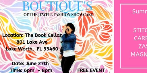 Boutique's of the Downtown Jewell