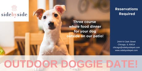 Outdoor Patio Date with your Dog! tickets