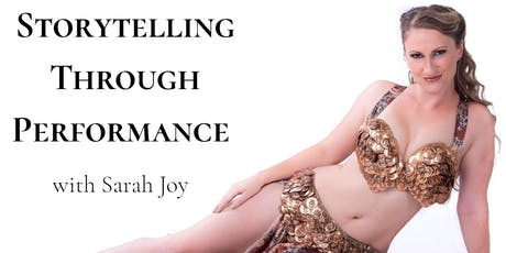 Bloom Festival: Storytelling Through Performance with Sarah Joy tickets