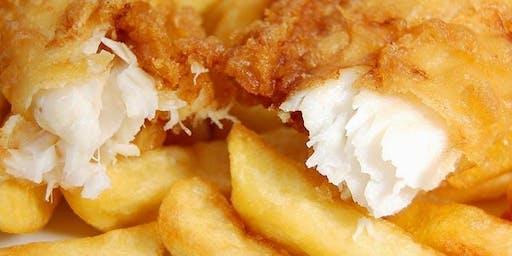 British Fish & Chips Night