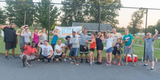 BFIT 4 LIFE Outdoor Group Fitness Training 2019 (FREE)