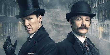 Sherlock Holmes Murder Mystery Dinner tickets
