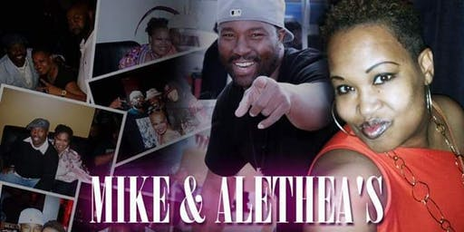 Mike & Alethea's Annual Birthday Celebration