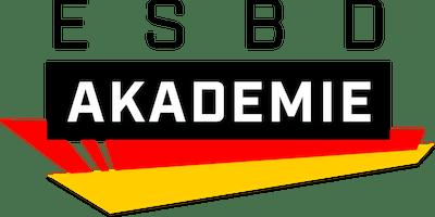 ESBD-Trainerausbildung - Grundlagen des eSport-Trainings - Stuttgart