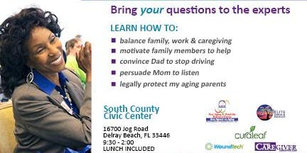 South Palm Beach Fearless Caregiver Conference