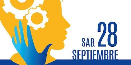 Jornada Psicopedagógica 2019 entradas