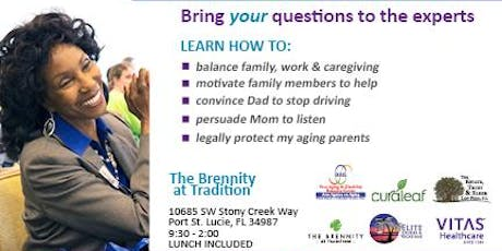 Port Saint Lucie Fearless Caregiver Workshop tickets