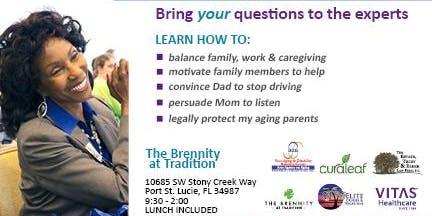 Port Saint Lucie Fearless Caregiver Workshop