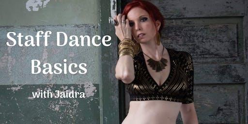 Bloom Festival: Staff Dance Basics with Jaidra