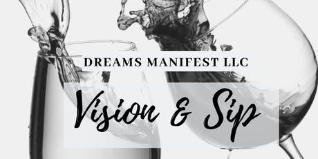 Vision & Sip-Seattle  tickets