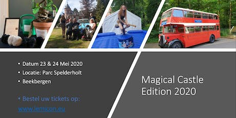 Magical Castle Edition 2020 tickets
