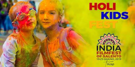 HOLI KIDS FEST | La festa del colore più divertente che sia biglietti
