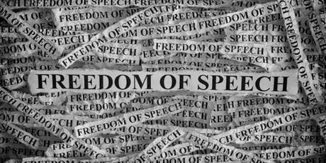 FREEDOM OF SPEECH! Poetry Slam. tickets