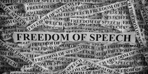 FREEDOM OF SPEECH! Poetry Slam.