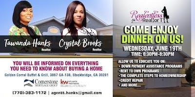 FREE Home Buyer Dinner @ Golden Corral