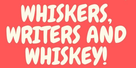 Whiskers, Writers and Whiskey! Quimby's Bookstore comes to The Windy Kitty! tickets