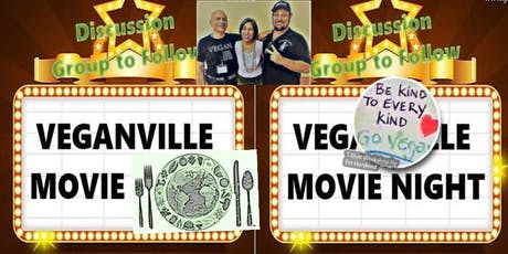 Try VeganvilleTV Free Movie Night Buffet, Tamarac 6.28.19 tickets