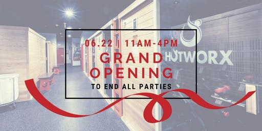 Grand Opening - lots of prizes!