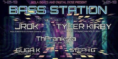 BASS STATION at Myth Nightclub   Sunday 07.21.19 tickets