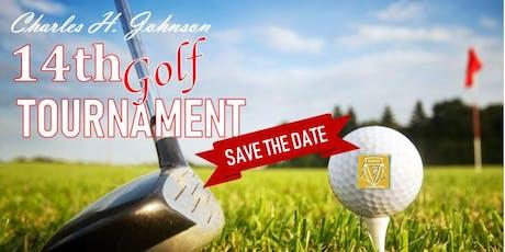 The Charles H. Johnson Memorial Golf Tournament  tickets