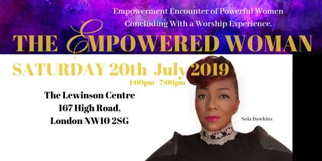 The Empowered Woman 2019 tickets