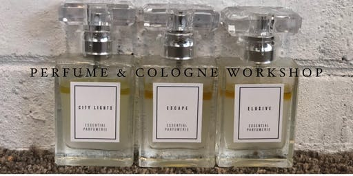 Essential Parfumerie and Cologne Making