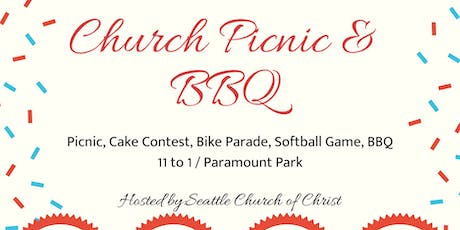 4th of July Picnic and BBQ tickets